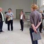 Jury, Damien De Lepeleire, Marc Ruyters en Eric Ubben
