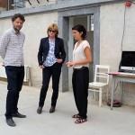 Maika, Erna and Anton