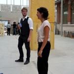 Ruben and Maika
