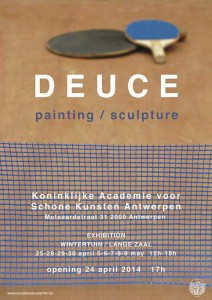 Deuce painting / sculpture