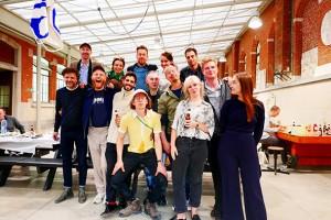 Masters 2018 – Lynn Depreeuw – Charlot Van Geert – Jack Davey – Pieter Van der Donckt – Robert Soroko – Yorgos Maraziotis – Leo Lopez – Leendert Van Accoleyen